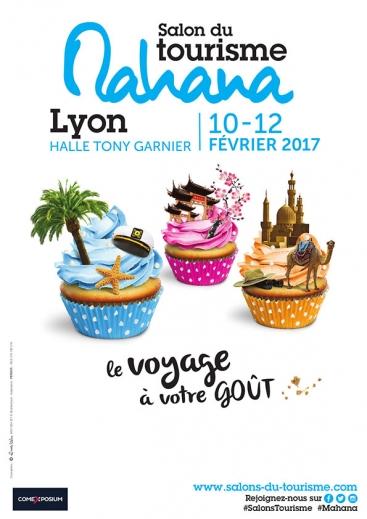 Salon du tourisme mahana lyon for Salon du diy lyon