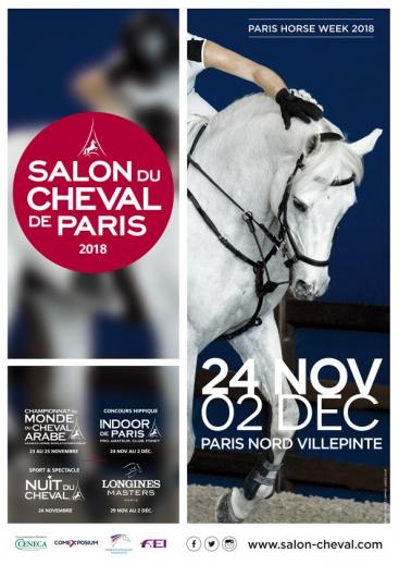 Billetterie salon du cheval salari ce for Salon du cheval paris 2018
