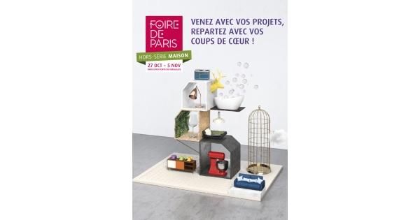 billetterie foire de paris hsm groupes ce autocaristes. Black Bedroom Furniture Sets. Home Design Ideas