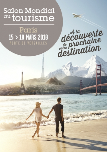 Salon mondial du tourisme - Salon tourisme paris ...